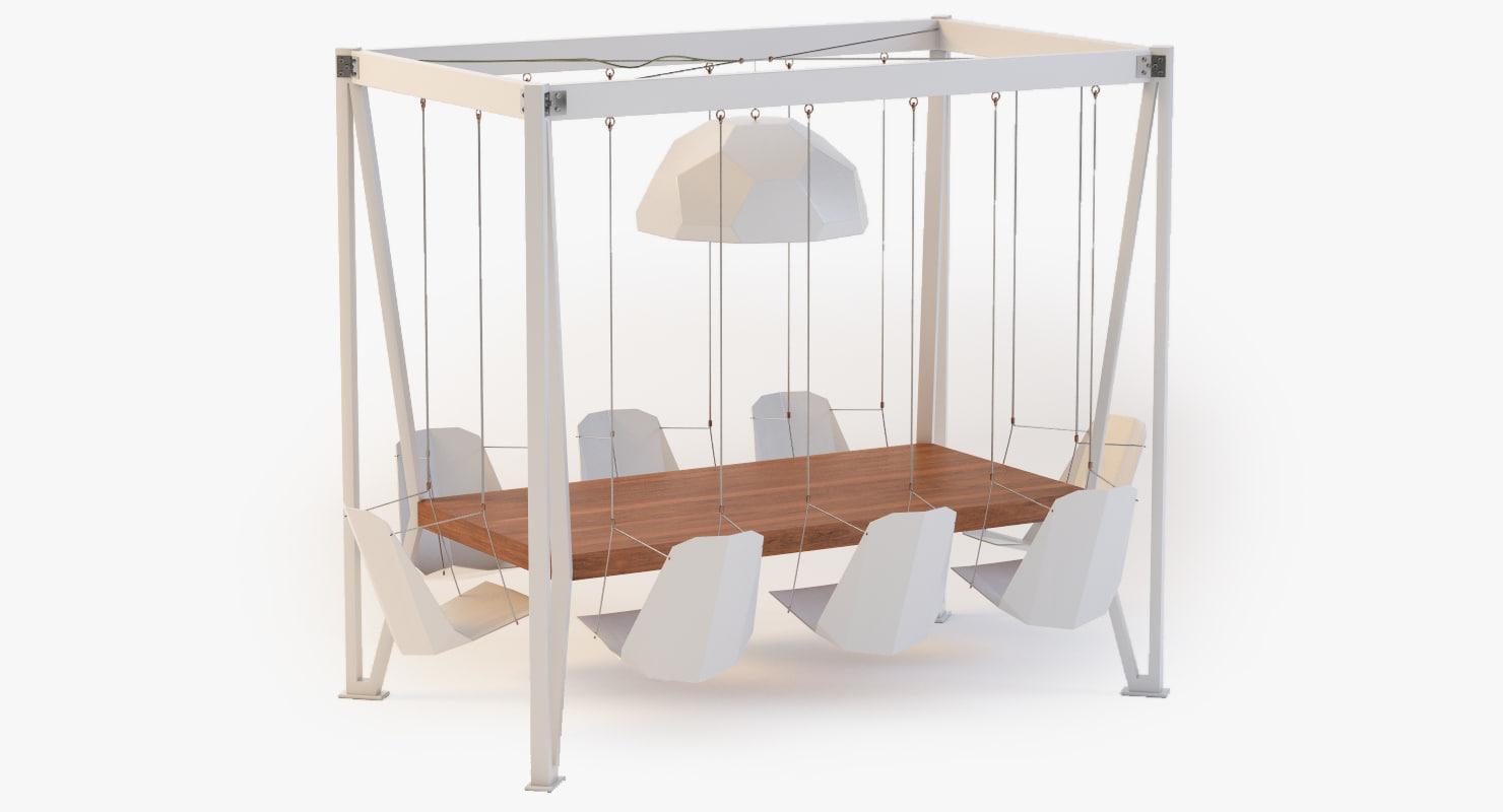 duffylondon swing table max
