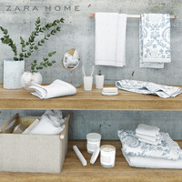 Bathroom accessories ZARA HOME