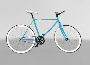 maya fixed gear bicycle