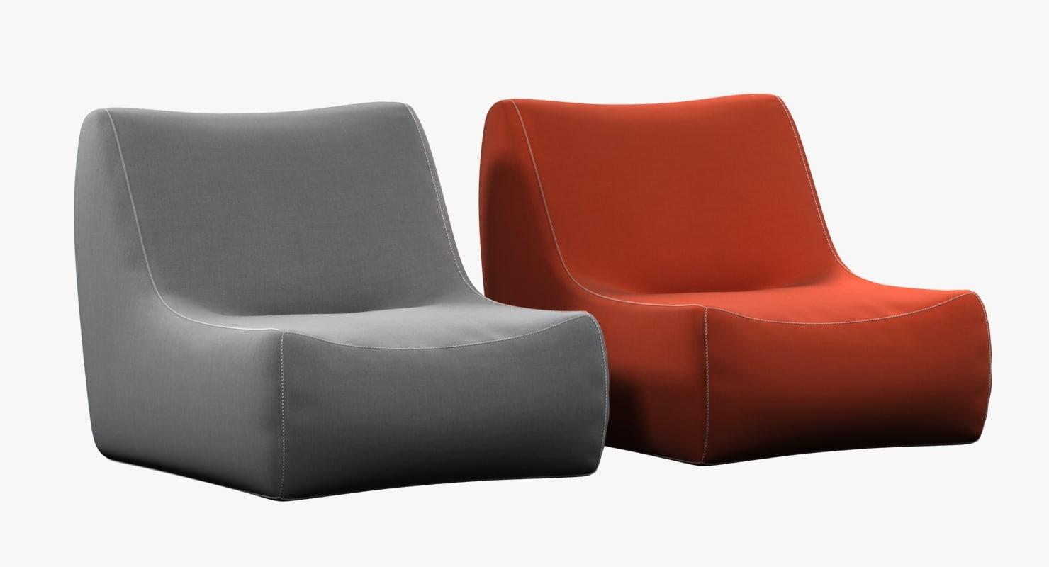 Room And Board Maya Swivel Chair