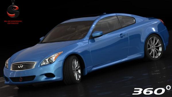 infiniti g37 coupe sport max
