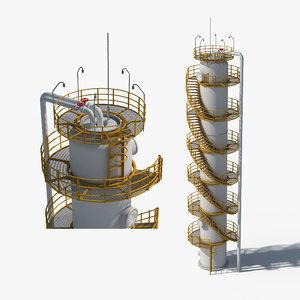 max oil gas storage