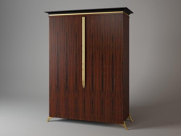 sc1030 oak design 3d model