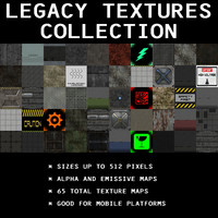 PM96 Legacy Textures Collection