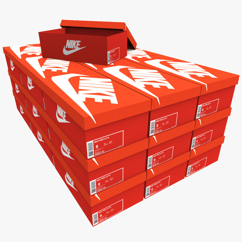 maya box shoes set
