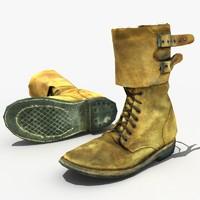 ww2 usa combat boots max