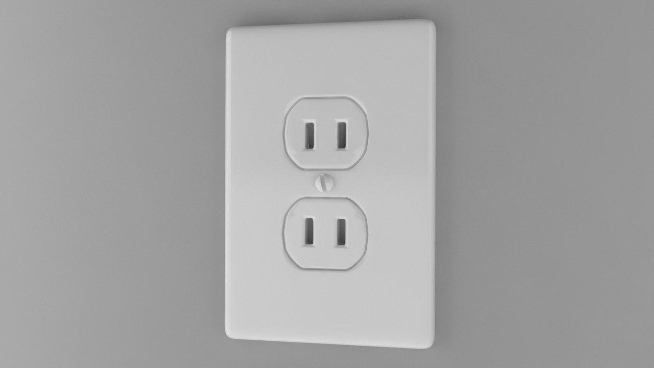power socket type 3ds