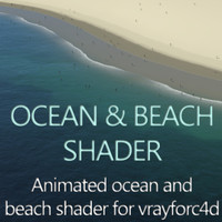 Animated Beach & Ocean Shader