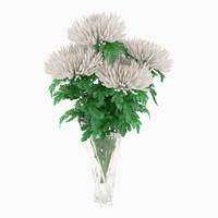 ma vase chrysanthemums
