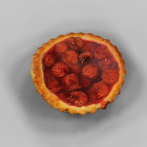 cherry pie obj