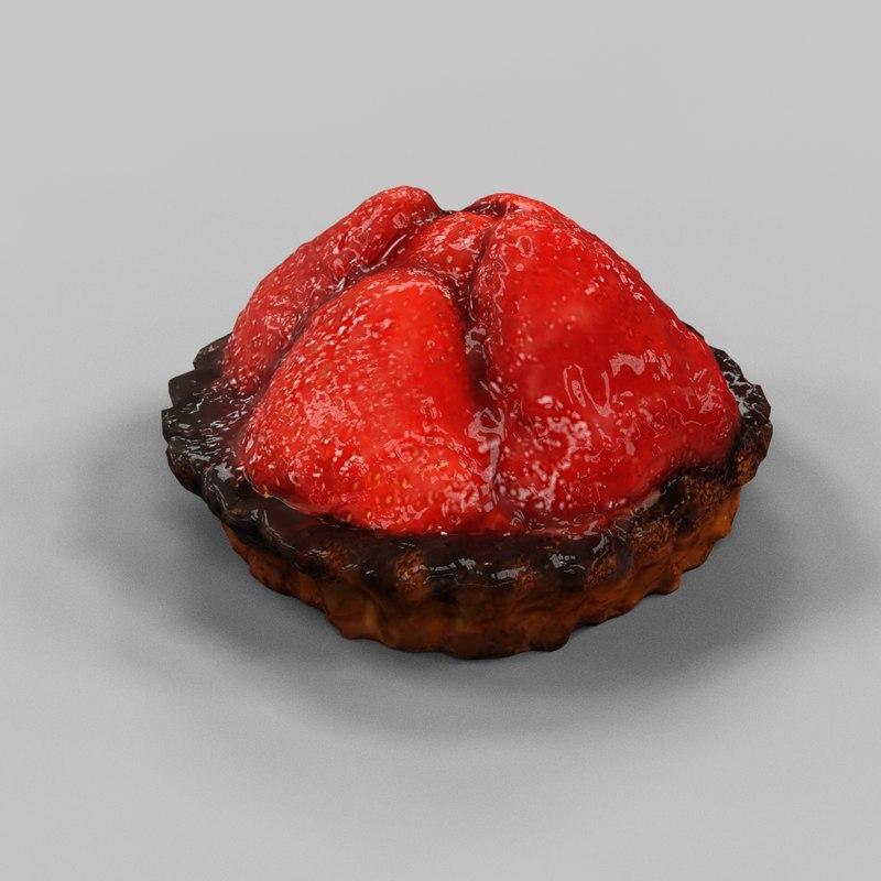strawberry pie 3ds