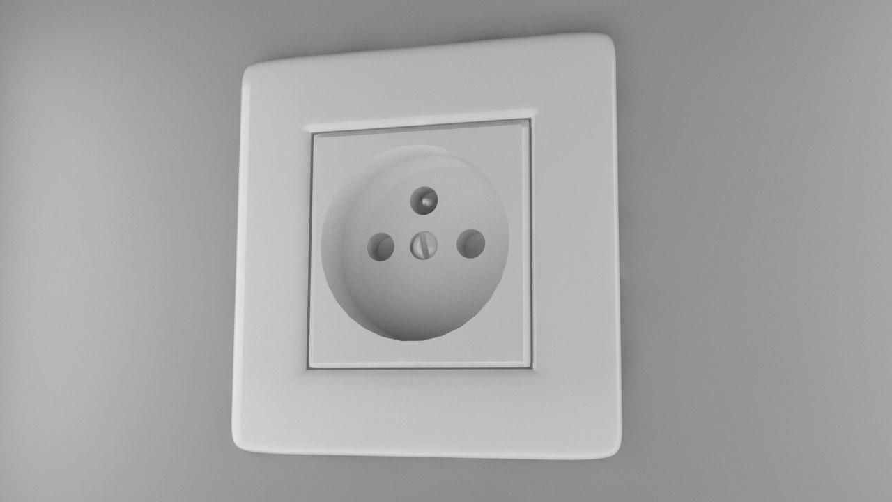 max power socket type e