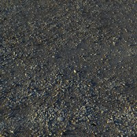 muddy ground pebbles 3d obj