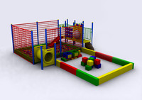 indoor playland playground 3d 3ds