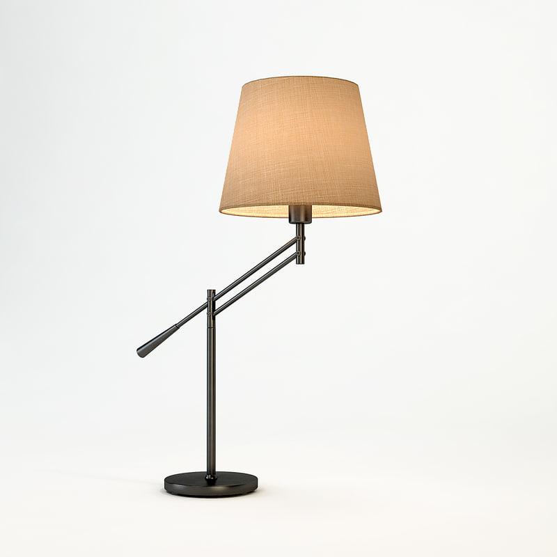 obj chelsom adjust desk lamp