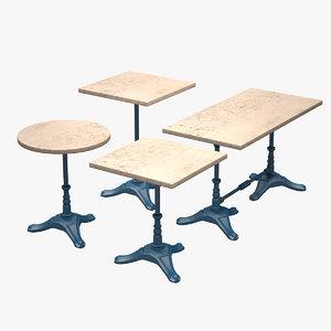 max table set bsm