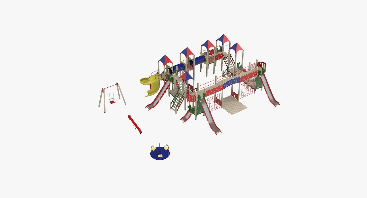 outdoor playground equipment max