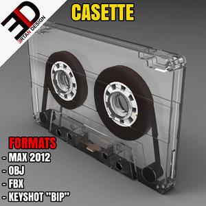 3d tape model