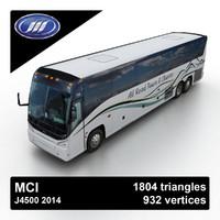 MCI J4500 2014