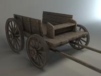 medieval cart max