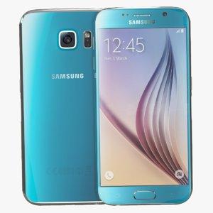 samsung galaxy s6 blue max