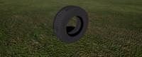 Car Tire Wheel 3