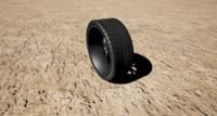 car tire wheel 2 max
