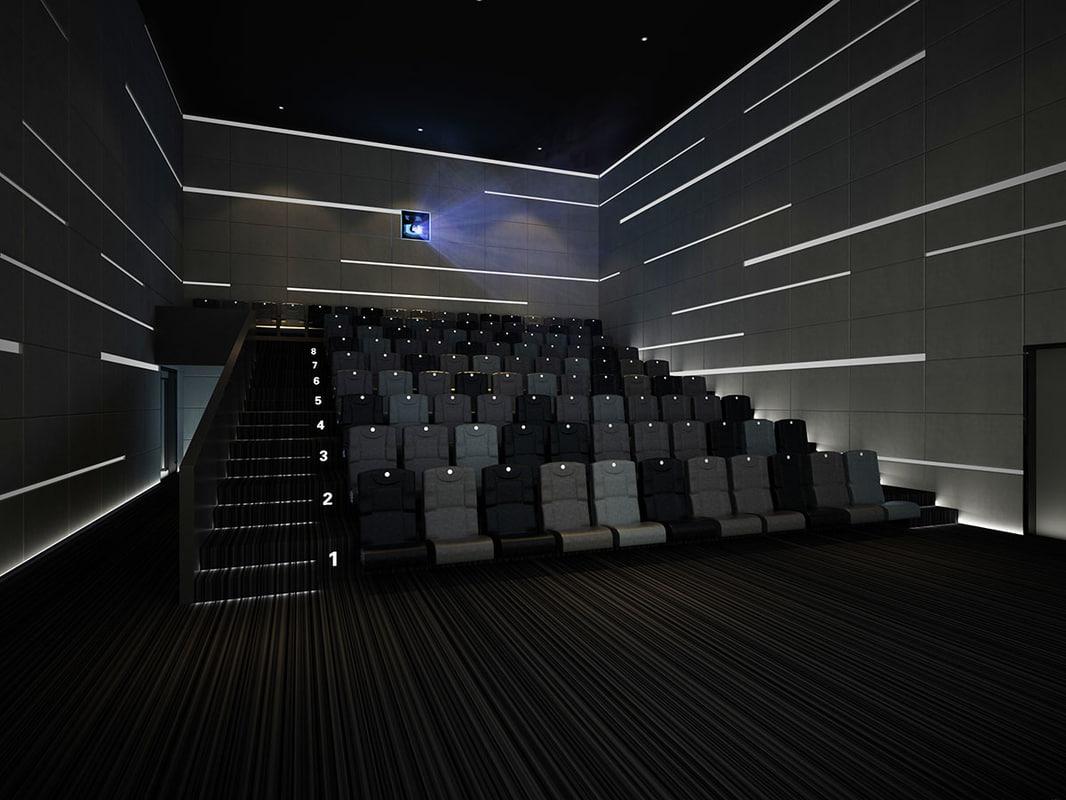 max small movie theater