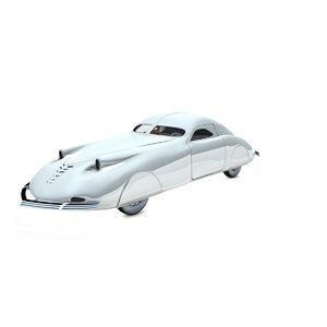 c4d 1938 phantom corsair white