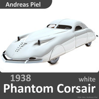 c4d 1938 phantom corsair white