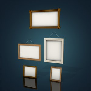 picture frames c4d free
