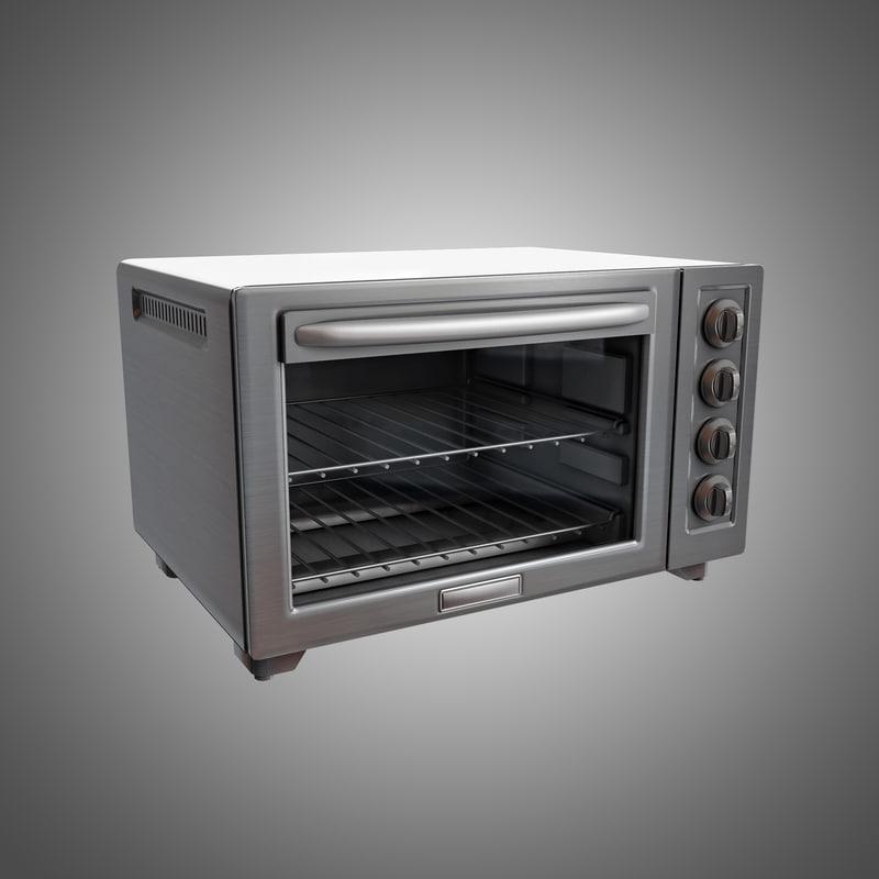 obj countertop oven