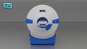 medical scanner 3d model