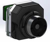 3d flir tau2 camera model