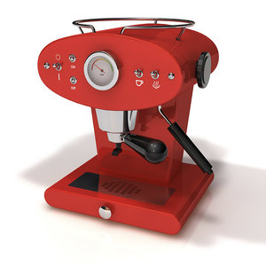 cinema4d espresso machine