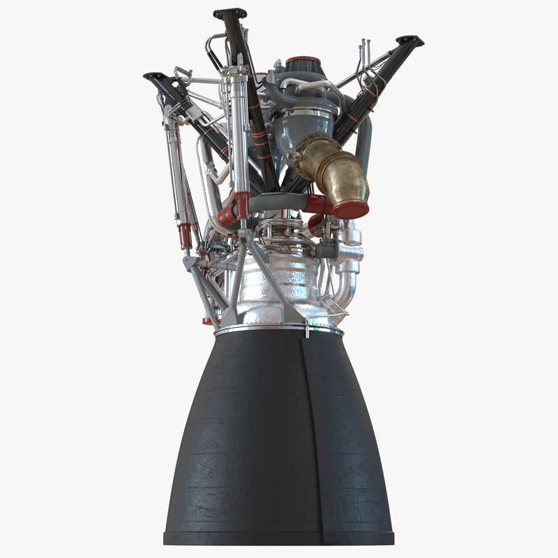 rocket engine rs 68 max