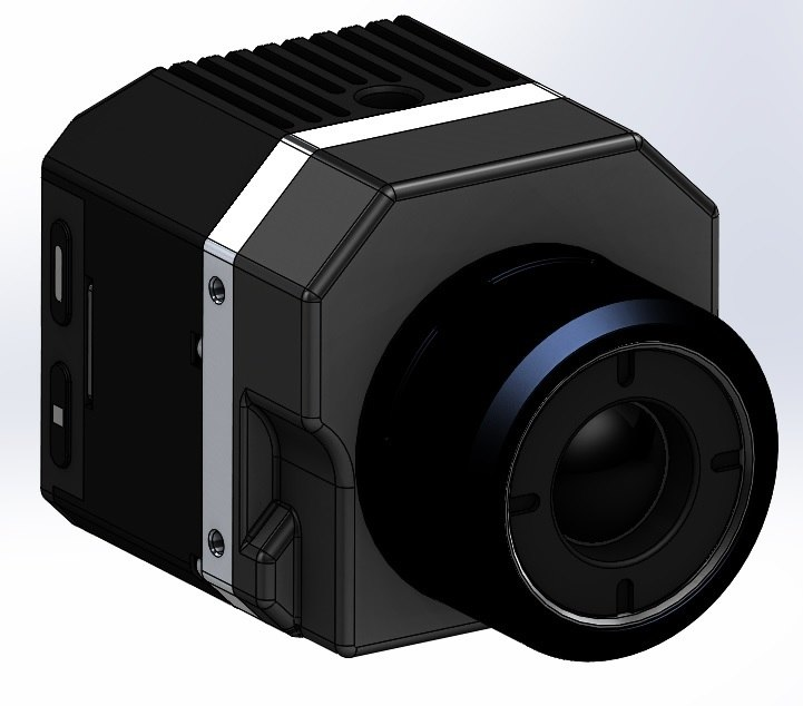 flir vue pro camera 3d model