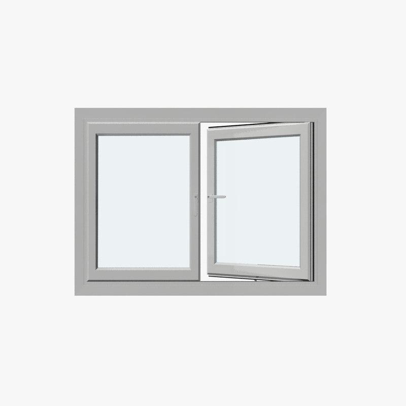window frame 3d max