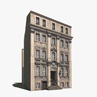 dxf residential house berlin kleine