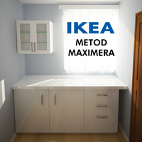 Ikea METOD MAXIMERA