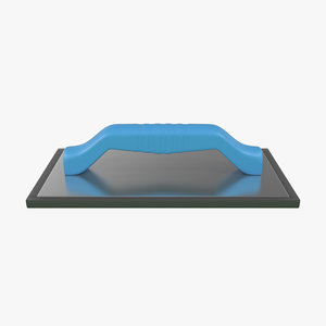3d rasp model