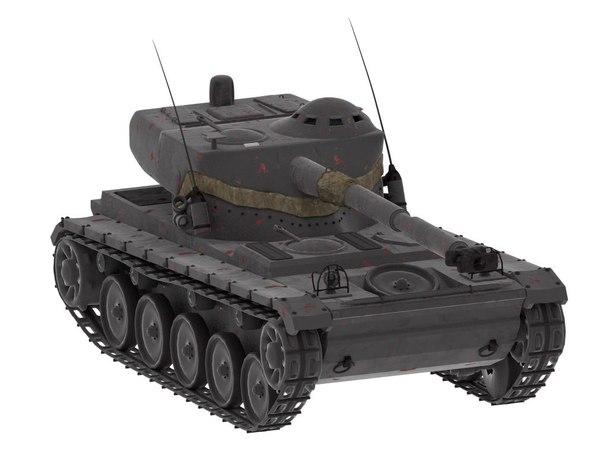 tank amx-13 105mm obj