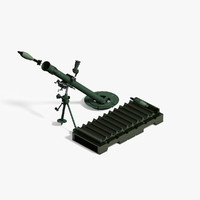 81mm mortar m224 obj
