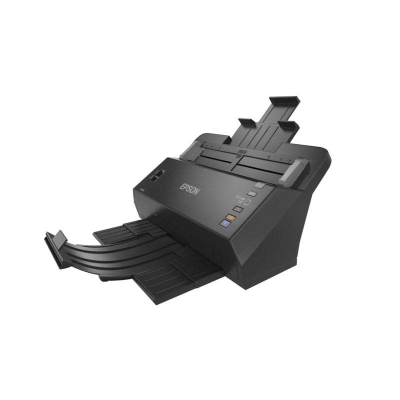 3d model epson scanner workforce ds-860