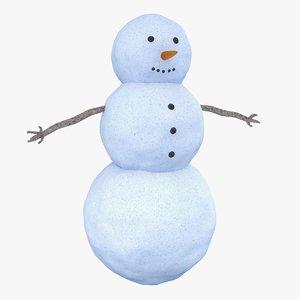 3d 3ds snowman ready games