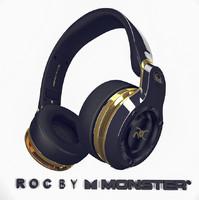 3d roc monster sport model