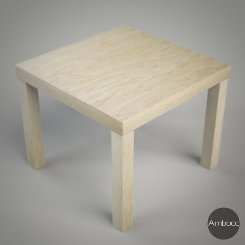 ikea lack table - lwo