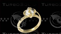 scorpio ring 3d model