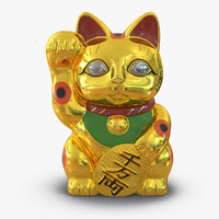 maneki neko 3 golden max