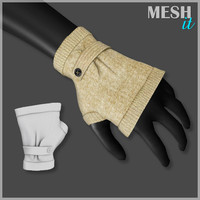 fingerless gloves 3ds